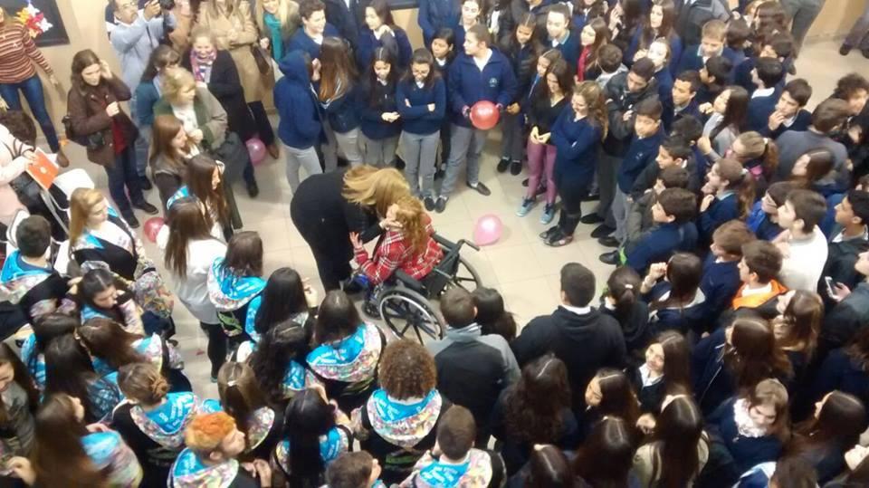 Misa de inicio Nivel Secundario, y jubilación de María Inés Castillo